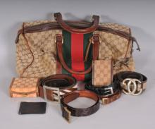 4 Vintage Gucci Pieces + 5 Other Vintage Items