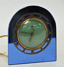 Warren Telechron Co. Art Deco Clock