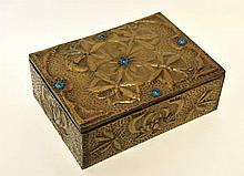 Alfred Daguet Style Lidded Box