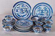 Chinese Export Nanking Porcelain