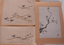 Four Chinese Paintings