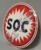 SOC Gasoline Single Globe Lens