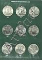 Collector Book Silver Eagles 1986-2009
