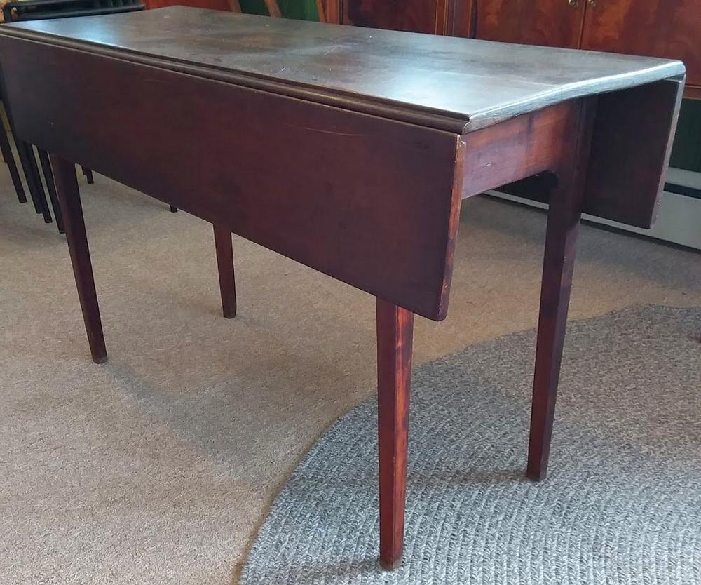 Early Country Drop Leaf Table