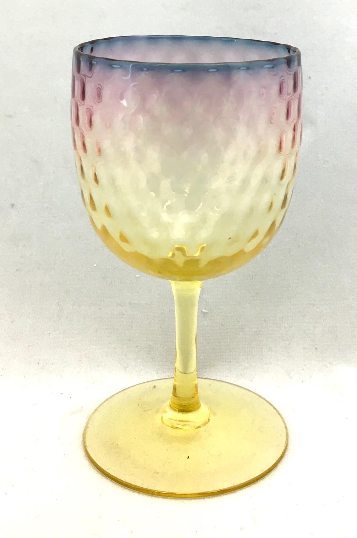 Webb Alexandrite goblet