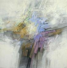 George Lewis (American 20th century)-  Abstract