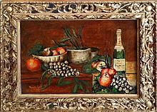 Rossi Roberto (Argentinean 1896-1957)- Still Life