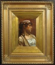 18 th c. French Portrait