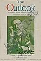 Joseph Conrad, Signed cover of The Outlook, Joseph Conrad, Click for value