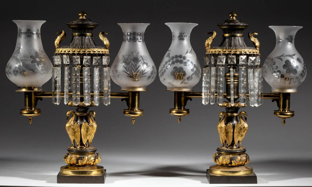 19th & 20th Century Glass & Lighting Auction Day 1