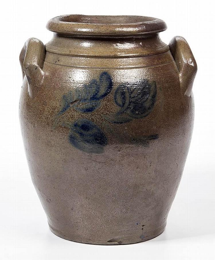 schermerhorn pottery richmond virginia decorated stoneware