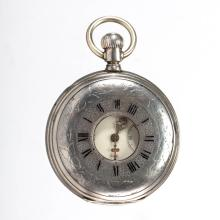 SWISS LONGINES 15-JEWEL POCKET WATCH