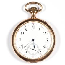 ANTIQUE LONGINES MAN'S POCKET WATCH
