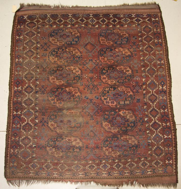 Antique Persian Room Sized Rug
