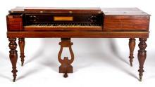 ENGLISH SQUARE PIANOFORTE