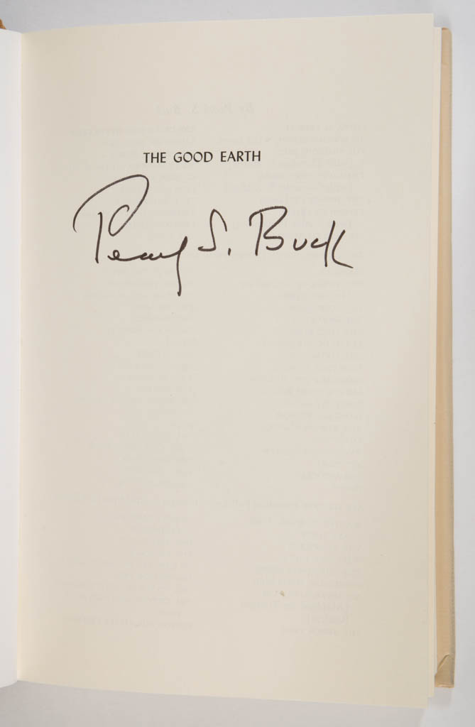 an overview of the characters in the novel the good earth by pearl s buck The good earth is buck's masterpiece even though she wrote more than eighty books after its 1931 publication, it is her best-remembered work made up of thirty-four chapters dividing the story .