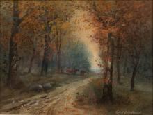 GEORGE H. BRODHEAD (NEW YORK, B. 1860) LANDSCAPE