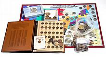 UNITED STATES LINCOLN ONE-CENT COINS AND OTHERS
