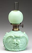 FIGURAL CUPID MINIATURE LAMP