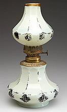 BEADED PANELED PATTERN MINIATURE LAMP