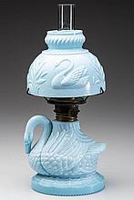 FIGURAL SWAN MINIATURE LAMP