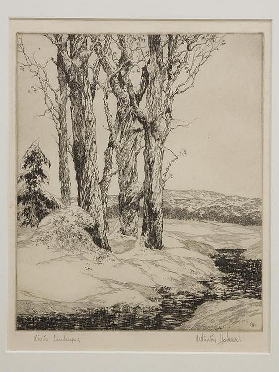 CHARLES WINSTON HABERER (KENTUCKY, 1905-1958)