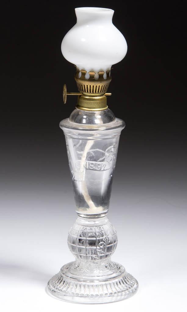 WORLD'S COLUMBIAN EXPOSITION MINIATURE LAMP