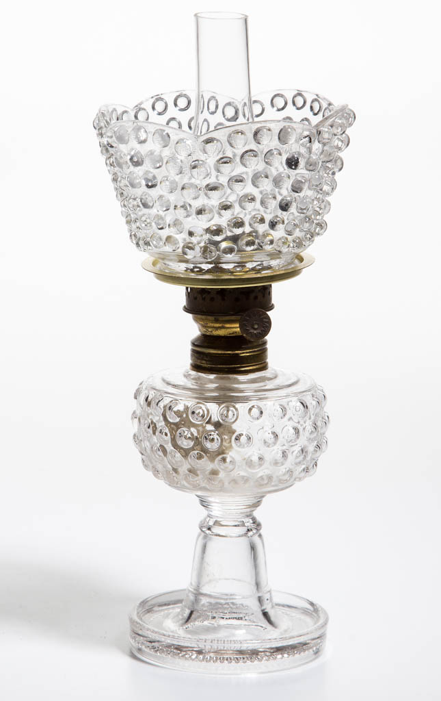 CENTRAL NO. 821 / DEWDROP MINIATURE STAND LAMP