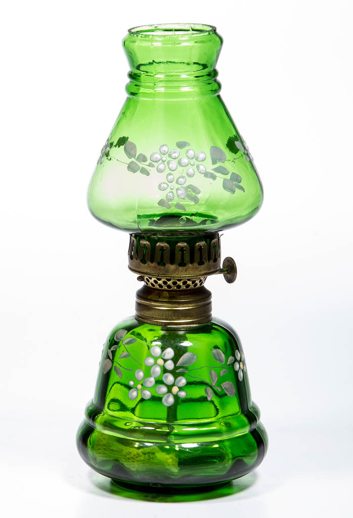 PANEL-OPTIC MINIATURE OIL LAMP