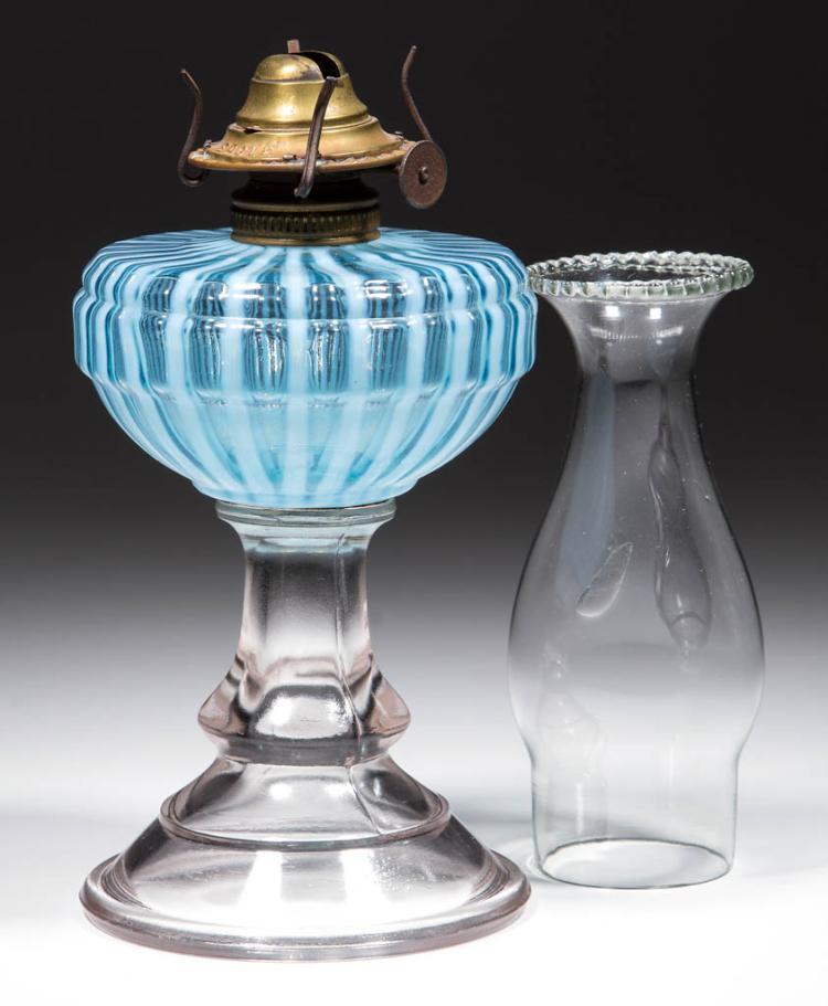 ALVA KEROSENE STAND LAMP
