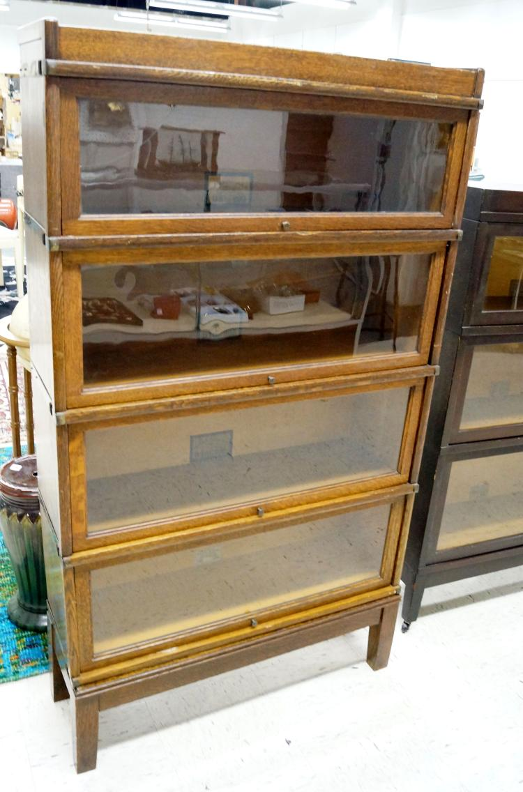 Globe-Wernicke Bookcases The Standard Style