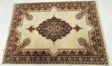 ANGLO-PERSIAN CARPET. 9 X 12'