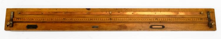 MAX KOHL A.G. GERMAN METE MEASURING DEVISE. LENGTH 42 1/2