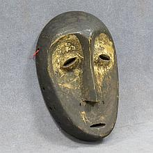 WAREGA, R.O.C. CARVED AND PAINTED PASSPORT MASK