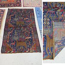 ANTIQUE BALOCH RUG
