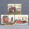 IAN HAMILTON CAMPBELL (AMERICAN/CA/NY 1905-1999), Ian (1902) Campbell, Click for value