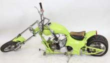 Custom Made Mini Bike Chopper Motorcycle