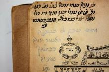 Pnei Yitzchak by Rabbi Yitzchak Abulafia - Handwritten Dedication by the Author, Signatures of the Rabbis of the Attiya Family of Aleppo