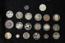 20 Silver Medals - Israel Coins and Medals Corp