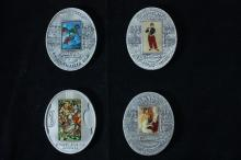 4 Silver Medals of the