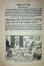 Twenty Five Passover haggadot