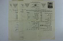 Documents Signed by the Rabbis of Jerusalem
