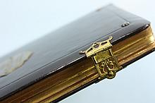 Siddur with an Impressive Leather Binding with Buckles