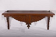Victorian Wall Shelf