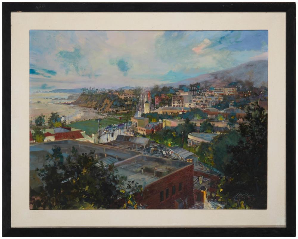 David Solomon, (b. 1943, California),