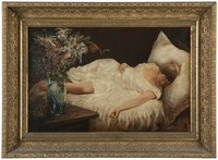James Edgar Mitchell (1871-1922 British)