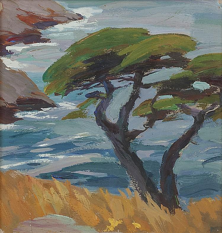 Mary DeNeale Morgan (1868-1948 Carmel, CA)