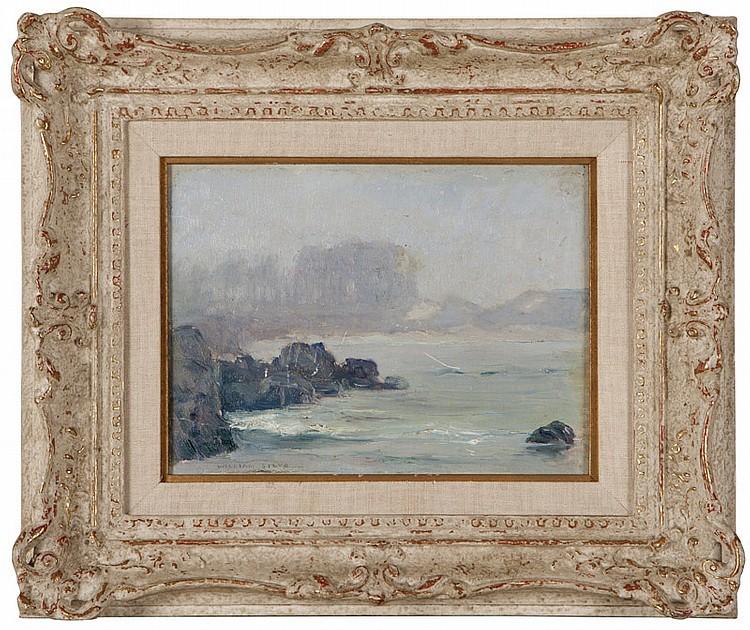 William Posey Silva (1859-1948 Carmel, CA)