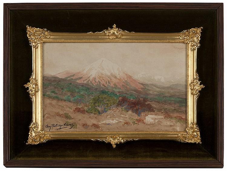 Charles Partridge Adams (1858-1942 Pasadena, CA)