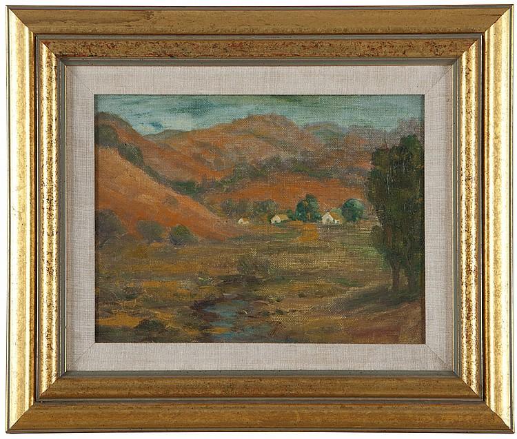 Selden Connor Gile (1877-1947 Belvedere, CA)
